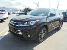 Toyota Highlander 3.5 AT (249 Л.С.) 4WD Престиж