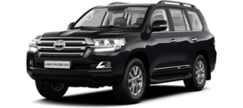 Toyota Land Cruiser 4.5d AT (249 л.с.) AWD Люкс Safety (7 мест)