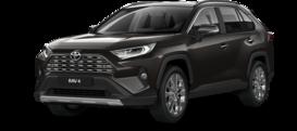 Toyota RAV4 2.5 AT8 (199 л.с.) 4wdT - полная масса 2175 Престиж Safety