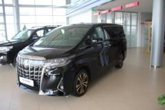 Toyota Alphard 3.4 AКПП8 (300 л.с.) 2WD Executive Lounge