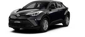 Toyota C-HR 2.0 CVT (148 л.с.) 2WD - обновленный Hot