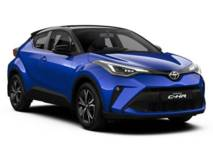 Toyota C-HR 1.2 CVT (116 л.с.) 4WD - обновленный Cool