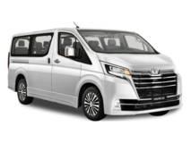 Toyota Hiace 2.8d AT6 (150 л.с.) 2WD Престиж Safety