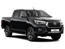Toyota Hilux 2.8d АT6 (177 Л.С.) AWD Exclusive Black