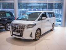 Toyota Alphard 3.5 AКПП8 (300 л.с.) 2WD Executive Lounge