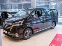 Toyota Alphard 3.5 AКПП8 (300 л.с.) 2WD Executive Lounge