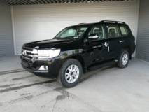 Toyota Land Cruiser 200 4.6 AT (309 л.с.) AWD Престиж