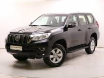 Toyota Land Cruiser Prado 2.8d AT6 (177 л.с.) 4WD Комфорт