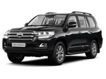 Toyota Land Cruiser 4.6 AT (309 л.с.) AWD Люкс Safety (7 мест)