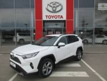 Toyota RAV4 2.0 AT6 (149 л.с.) 2WD Комфорт