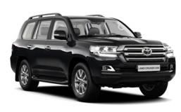 Toyota Land Cruiser 4.6 AT (309 л.с.) AWD Престиж