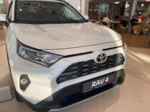 Toyota RAV4 2.0 AT (149 л.с.) 4wdT - полная масса 2170 Престиж