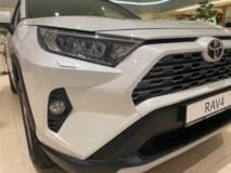 Toyota RAV4 2.5 AT8 (199 л.с.) 4wdT - полная масса 2125 Комфорт