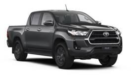 Toyota Hilux 2.8d АT6 (200 Л.С.) AWD - cнаряженная масса 2395 и ширина 1855 Комфорт