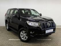 Toyota Land Cruiser Prado 2.8d AT6 (200 л.с.) 4WD Комфорт
