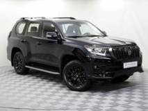 Toyota Land Cruiser Prado 2.8d AT6 (200 л.с.) 4WD Black Onyx (5 мест)