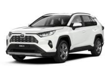Toyota RAV4 2.0 AT (149 л.с.) 4wdT - полная масса 2120 Комфорт