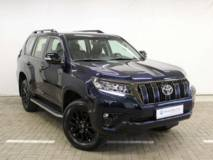 Toyota Land Cruiser Prado 2.8d AT6 (200 л.с.) 4WD Элеганс Плюс