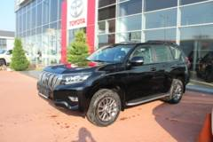 Toyota Land Cruiser Prado 2.8d AT6 (200 л.с.) 4WD Престиж