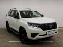 Toyota Land Cruiser Prado 2.8d AT6 (200 л.с.) 4WD Элеганс