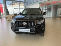 Toyota Land Cruiser Prado 4.0 AT6 (249 л.с.) 4WD Элеганс Плюс