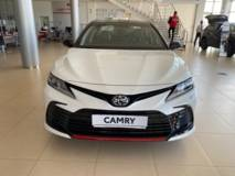 Toyota Camry 2.5 AT6 (200 л.с.) 2WD GR Sport
