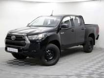 Toyota Hilux 2.7 МТ5 (166 Л.С.) AWD Стандарт
