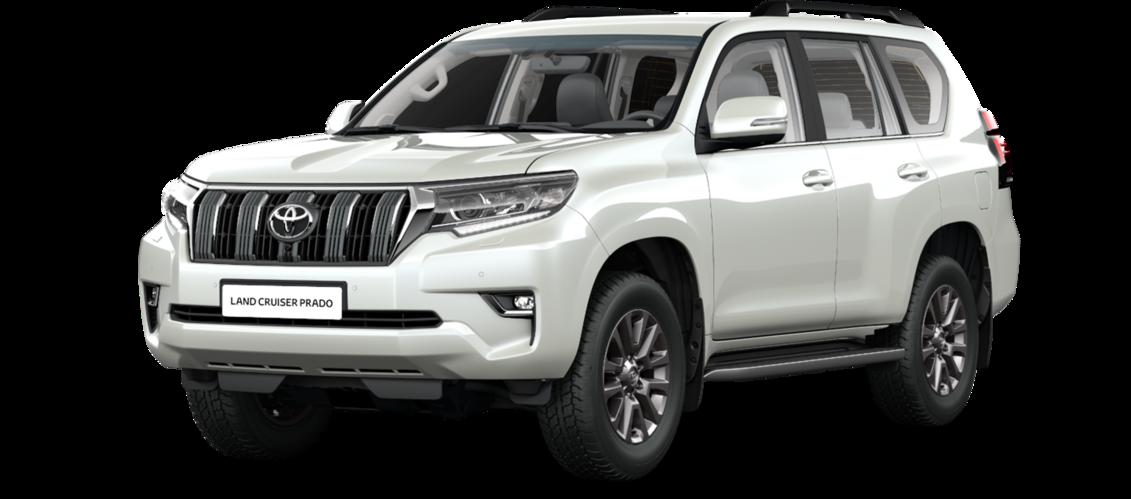 beb8c923cdfd Купить Toyota Land Cruiser Prado Престиж 2019 в Москве - Toyota