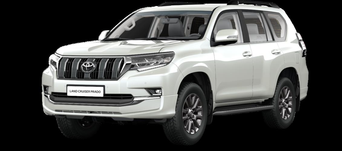 82ec68b94311 Купить Toyota Land Cruiser Prado Style 2019 в Воронеже - ГК Тойота ...