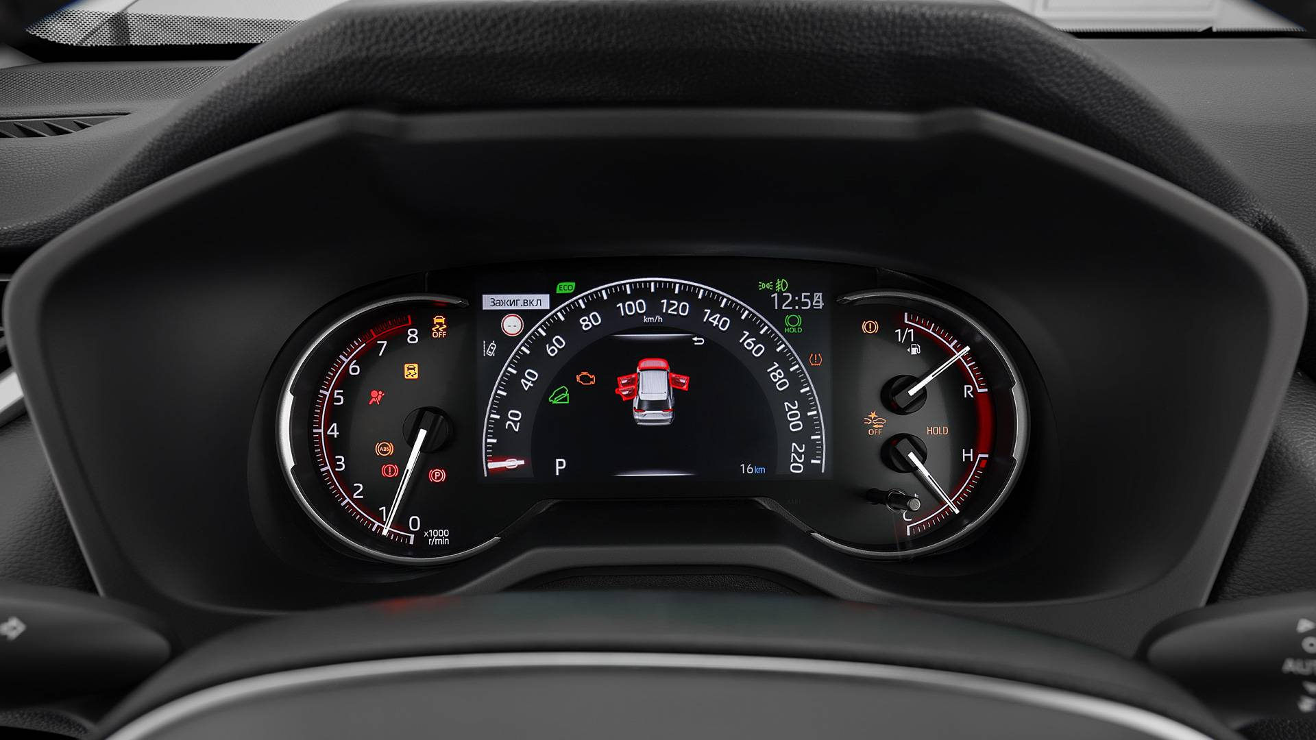 Технологии Тойота РАВ4