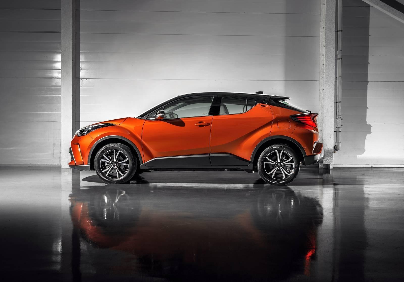 Новая Toyota C-HR