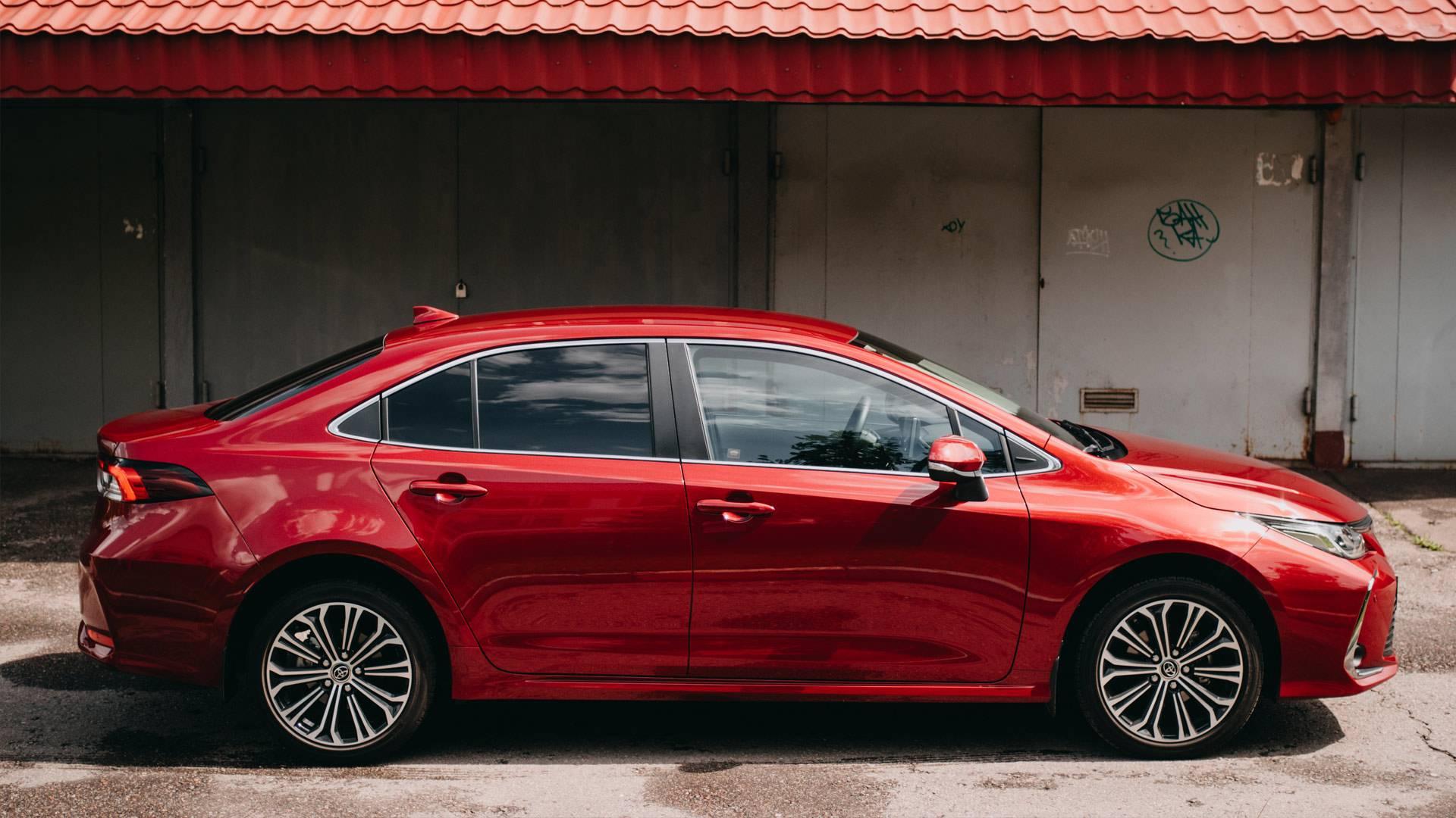 Новая Toyota Corolla