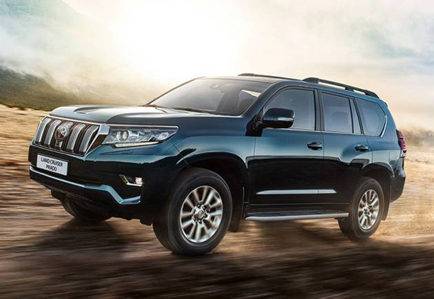 автомобиль LAND CRUISER PRADO