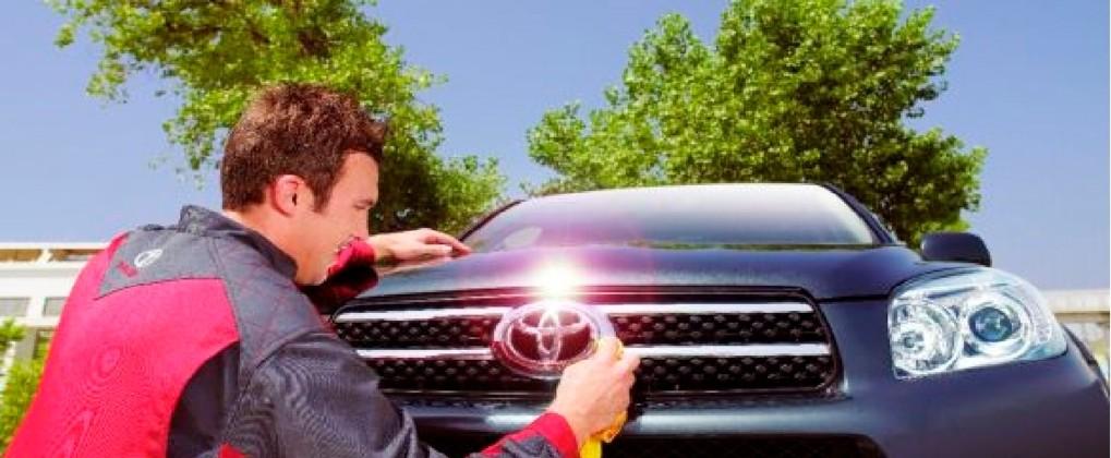Услуга маскировки сколов лакокрасочного покрытия автомобилей