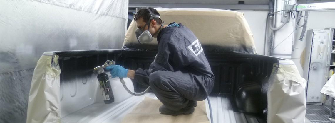 Защитное полимерное покрытие РАПТОР. Революционная защита кузова!