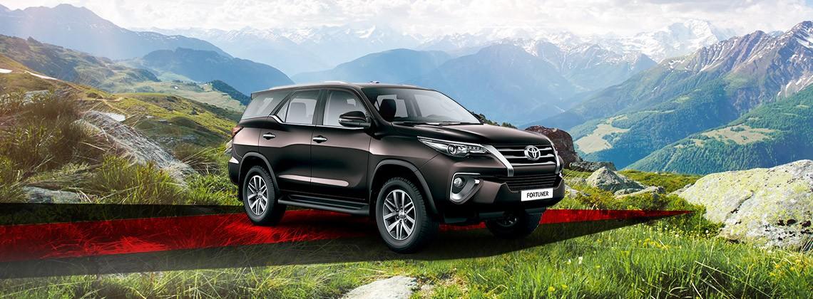 Toyota Fortuner с ВЫГОДОЙ до 10 000 BYN