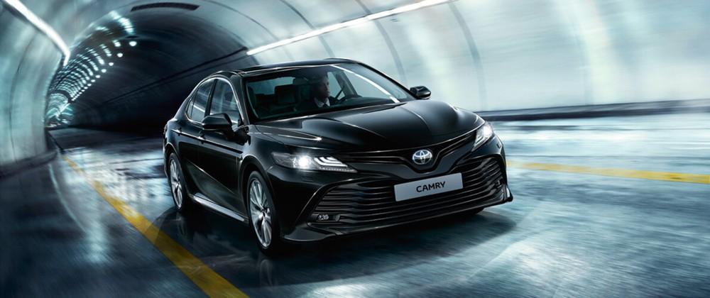 Специальное предложение для владельцев Toyota Camry 70-й серии