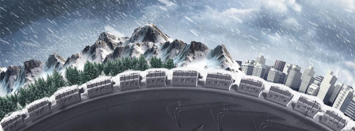 Специальные цены на зимние комплекты колес!