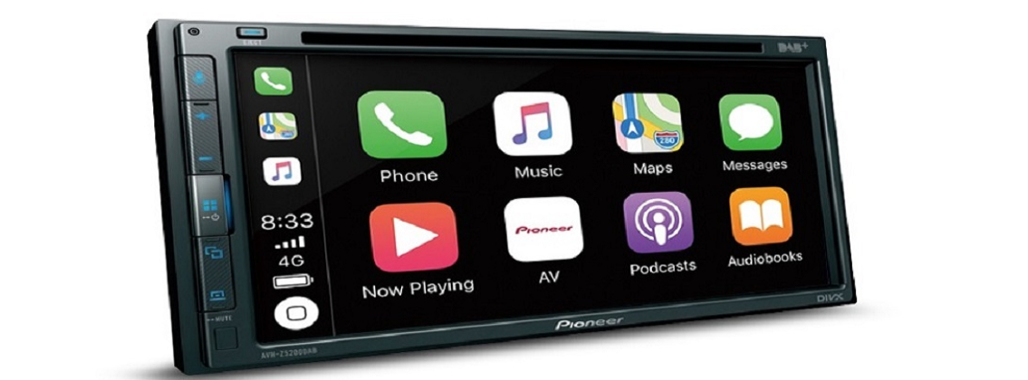 Apple Car Play& Android Auto
