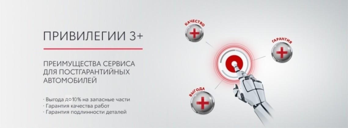 Программа «3+»