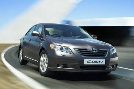Toyota Camry XV 40