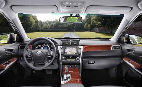 New Toyota Camry?v13