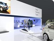 Премьеры Toyota на международном автомобильном салоне в Париже 2010