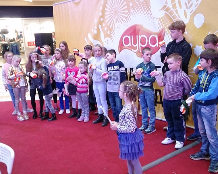 Кукольный театр детей
