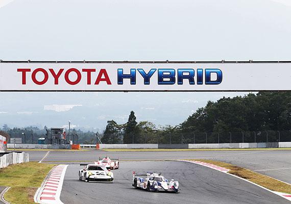 TOYOTA Racing – лидер гонки «6 часов Фудзи» третий год подряд