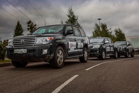 Итоги экспедиции «Россия»: через 22 000 км внедорожники Toyota готовы к новым испытаниям на выносливость