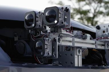 Компания Тойота представила инновационные системы безопасности