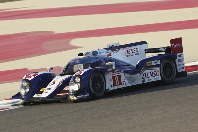 Команда Toyota Racing одержала победу в гонках «Шесть часов в Бахрейне» (Six Hours of Bahrain)