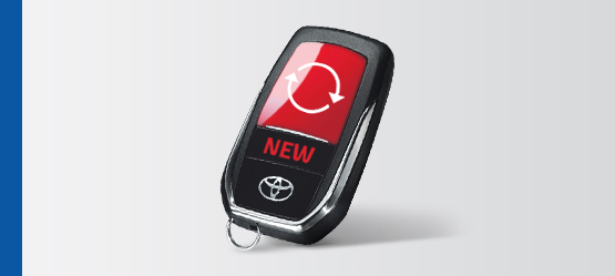 Замена на новый Toyota