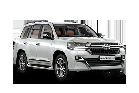 Руководство для владельца Toyota Land Cruiser 200